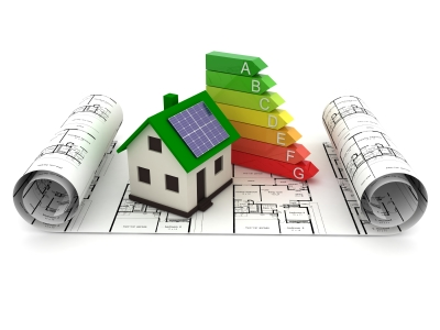 Energy efficiency houseplan